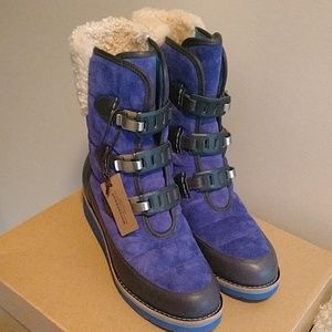 Cole Haan Nike Air Boots 6.5